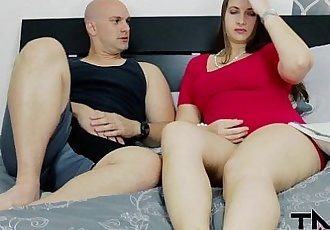 MILF Madisin Lee Fucks Stepson in Moms Smelly PussyHD