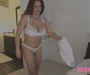 Sara Jay Bombshell Latina Mom Nicky Ferrari and Charly in La Mexicana Part 3HD+