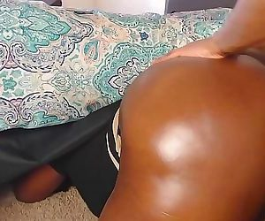 BBW Step Mom Is Stuck Under The Bed 10 min 1080p