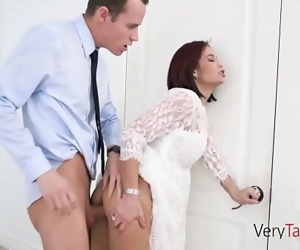 Mom is ready to fuck Stepson after divorce! NAUGHTY MOMS 8 min 720p