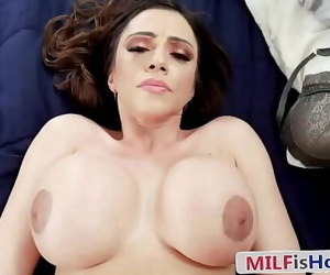 Latina Stepmom Comforting Her Stepson With Hard FuckingAriella Ferrera 8 min