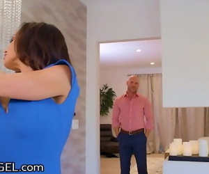 EvilAngel Stockings MILF Lisa Ann Drilled by Johnny Sins!! 7 min 1080p