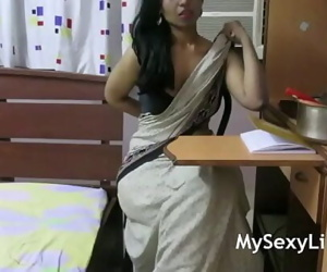 HORNY LILY INDIAN BABE ROLE PLAY 9 min