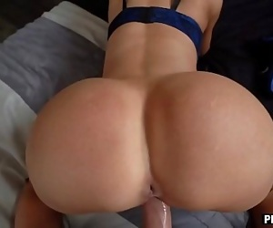 Stepmom sucks and fucks me while on the phone with dad 8 min 720p