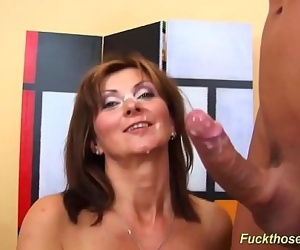 redhead mom rough doggystyle fucked 12 min 1080p