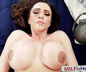 Latina Stepmom Comforting Her Stepson With Hard FuckingAriella Ferrera 8 min HD