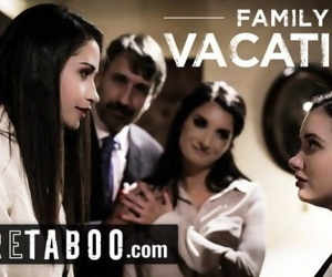 PURE TABOO Wait! Are You Having Sex With Your Foster-Parents!