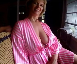 Interracial With Thick Blonde Milf - Pt. 1