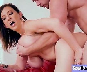 Sex On Tape In Hard Style Big Juggs Mommy vid-27