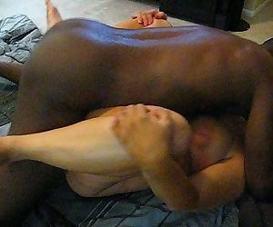 I MAKE HIS WIFE CUM ON MY BLACK COCK AND THEY LOVE IT - 29 sec