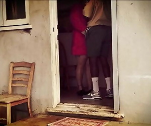 Mature Neighbor Sucks Black Boy Scouts Dick 4 min 720p