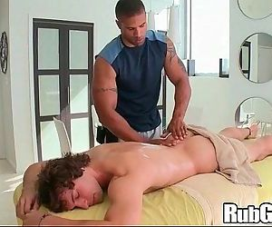 Rubgay School Boy Gets His Fill
