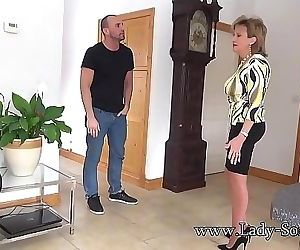 Spanish Fly In Lady Sonias Tea Gets Her Horny As Fuck 10 min HD+